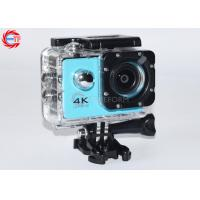 Wholesale Blue Full HD Sport Camera Waterproof 4k from china suppliers