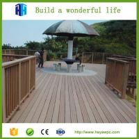 Wholesale HEYA fireproof wpc building decking sheet composite tiles manufacturer from china suppliers
