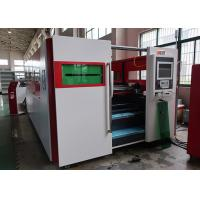 Wholesale Lower Consumption Fiber Laser Cutting Machine / Sheet Metal CNC Cutting Machine from china suppliers