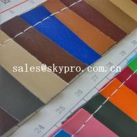 Wholesale Customized New Style PVC Synthetic Leather For Sofa Bag With Polyester Backing from china suppliers
