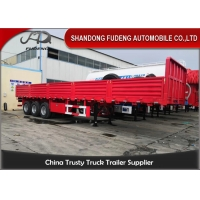 Wholesale Cement Cargo Carbon Steel Side Wall Semi Trailer from china suppliers