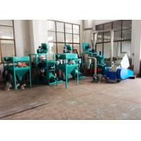 SKD11 Plastic PE Pulverizer 45kw Small Size Voltage Protection 3700rpm