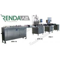 Wholesale Soda Water Electric Can Filling Machine Gas Drink Carbonated Bottling Equipment Cola Tea from china suppliers
