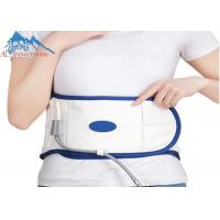 Buy cheap PU Breathable Pores Adjustable Air Lumbar Tractor Waist Support Belt from wholesalers