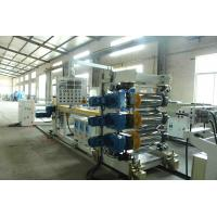 Wholesale Multilayer Transparent TPU Sheet Single Screw Extrusion Machine 800mm from china suppliers