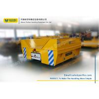 Wholesale Custom Handling Power Dolly Coil Transfer Trolley / Motorised Rail Trolley from china suppliers