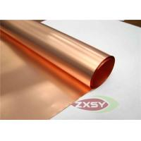 China CuCo2Be C17500 Oxygen Free High Conductivity Copper , Sheets Of Copper on sale