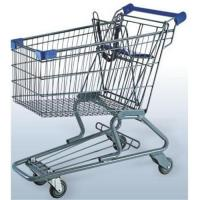 China Shopping Trolley or shopping cart for supermarket on sale