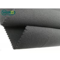 Wholesale Medium Weight 76 Gsm Twill Woven Interlining Fabric With PA Double Dot from china suppliers