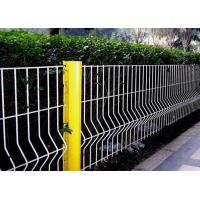 Wholesale Security Triangle Bending  Fence / Folded Mesh Fencing For Outdoor / Road Fence from china suppliers