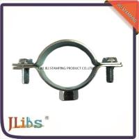 "Wholesale 18mm-200mm Size 3/8""-6"" Cast Iron Pipe Clamps Adjustable Pipe Clamp from china suppliers"