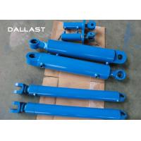 Wholesale Customized Telescopic Double Acting Cylinder for Excavator / Trailer / Truck from china suppliers