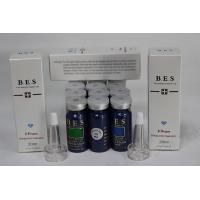 JL BES supply 45 colors glass bottle micro eyebrow/eyeline/lips permanent makeup pingment