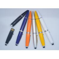 China Touchscreen Handwriting Pen Usb Memory Stick Durable Pen Usb Flash Drive on sale