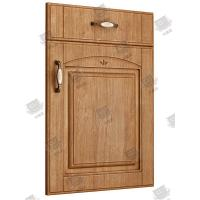 China Flush Room Wooden Moulded Doors With Primed Base Coated Faces 22mm on sale