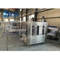 Wholesale Stainless Steel Beverage Filling Equipment / Carbonated Beverage Filler from china suppliers