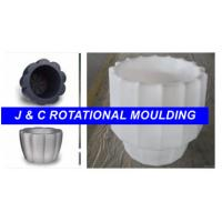 plastic flower pot mould rotaional mold