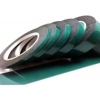 Wholesale Green Urethane Double Sided Foam Tape 3 Mil For Binding / Protection from china suppliers