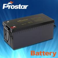 Wholesale Deep cycle solar batteries 12V 210AH GPD210-12 from china suppliers