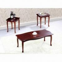 Wholesale Antique MDF coffee tables, measures 44x22x16 inches from china suppliers
