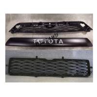 Wholesale Custom Front Grill Mesh TRD PRO Style For Toyota 4 Runner 2014 - 2018 / Car Exterior Parts from china suppliers