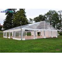 China Outdoor Exhibition Tents / Temporary Marquee Tent For Conference Centre on sale