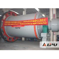 China Fly Ash Mining Ball Mill With Effective Volume 7.1m³ 110KW ISO CE IQNet on sale