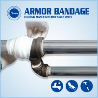Wholesale Oil and Plumbing Pipe Repairing Bandage Armor WrapCable Connection Cast Armored Bandage Tape from china suppliers