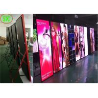 China High Definition LED Illuminated Poster Displays P3 Full Color Kinglight LED Lamp on sale