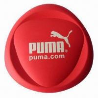 Wholesale EVA flying disc, customized colors, logos, designs and patterns are accepted from china suppliers