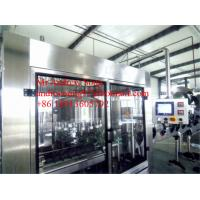 China Rotary type small capacity plastic spring water bottling plant sale on sale