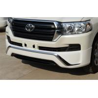 Buy cheap TOYOTA 2015 2016 New LC200 Car Protector  Front And Rear Lower Bumper Cover from Wholesalers