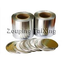 Wholesale 8011 o  90mic   aluminium foil heat seal lacquered for peel off can lids from china suppliers