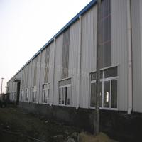 Prefabricated Steel Structure Hangar Building for Sale from professional