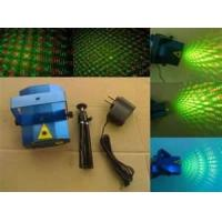 Wholesale Red / Green 50 - 60Hz DC12V 100mw Twinkling Star Laser Effects Mini Laser Stage Light from china suppliers