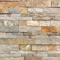 Wholesale Natural stone , Granite Stacked Stone Red Granite Stone Wall Ledge Cladding from china suppliers