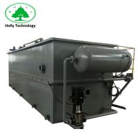 China Automatic Oil Water Separated DAF Dissolved Air Flotation For Sewage Treatment on sale