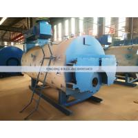 Wholesale Perfect 4 Ton Natural Gas Fired Steam Boiler WNS 4-1.25-YQ  Industrial Fire Tube from china suppliers