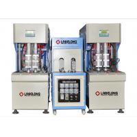Wholesale 100-1000ML PET Bottle Blow Molding Machine , SUS304 Bottle Making Machine from china suppliers
