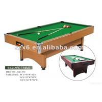 China 9ft Pool Tables For Sale on sale