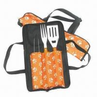 Wholesale Barbecue Tool Set, Includes Spatula and Fork from china suppliers