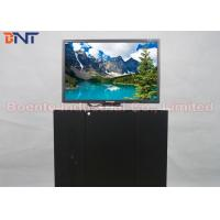 Wholesale 19 Inch Conference Room Tabletop LCD Monitor Screen / Desktop Computer Lifter from china suppliers