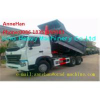 Buy cheap HOWO 6x4 Benz Cabin International Dump Truck Best Heavy Duty Truck from Wholesalers