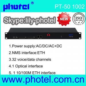 Buy cheap 32 POTS fiber optical PCM multiplecer from wholesalers