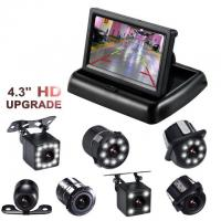 """Wholesale Easy Operated Backup Camera Monitor 4.3"""" TFT ABS Material Type High Durability from china suppliers"""