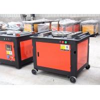 China Semi Automatic Steel Bar Bending Machine / Rebar Bender For Construction on sale
