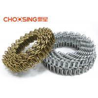 8 Ga - 11 Ga Upholstery Parts Springs , Replacement Auto Seat Springs Excellent Strength