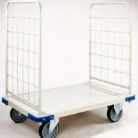 Quality Hand Truck with End Gate and Powder Coating for sale