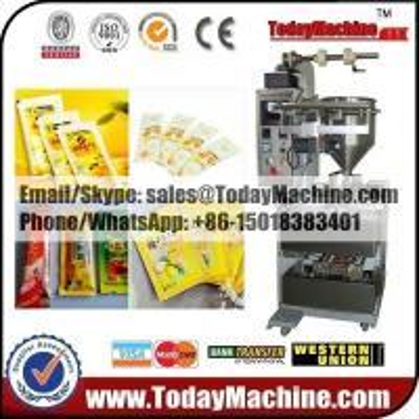 sachets packaging machine