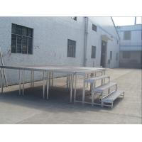 Economic Moving Portable Stage Platform 1000mm X 1000mm For Performances